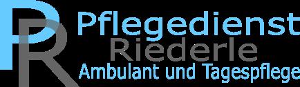 Pflegedienst Riederle Thannhausen